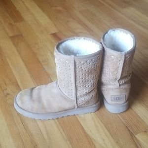 UGG winter boots size 7